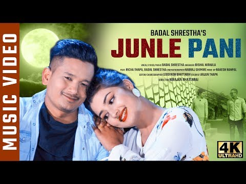 (Junle Pani - New Nepali Song || Ft. Richa Thapa, Badal Shrestha || Badal Shrestha || New Song 2019 - Duration: 3 minutes, 48 seconds.)