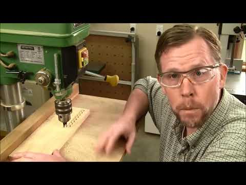 How to Make and Install Wood Plugs