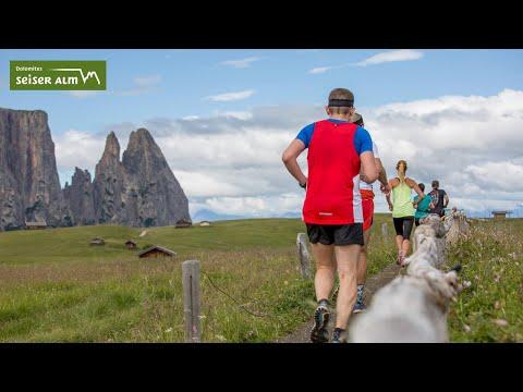 Mezza Maratona Alpe di Siusi 2019