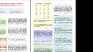 Video: How to Quickly Scan & Evaluate a Scholarly Article