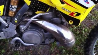9. Suzuki RM250 Problem