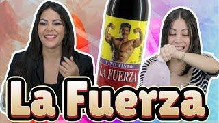 """Dominicanas Prueban Vino Tinto """"La Fuerza"""""""
