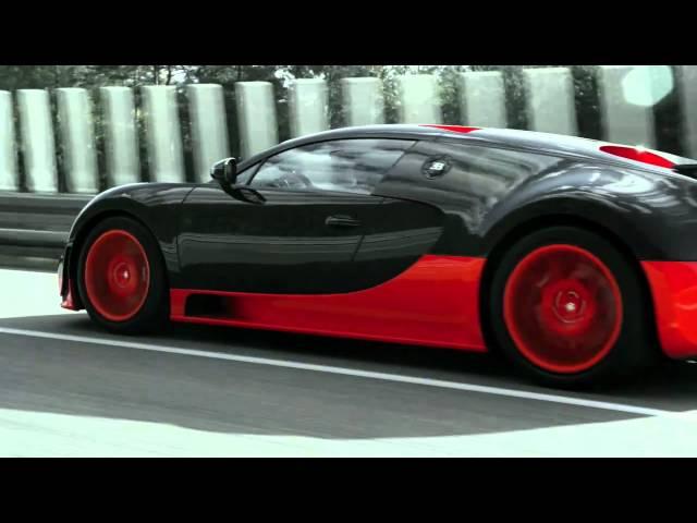 bugatti veyron 16 4 super sport world record car. Black Bedroom Furniture Sets. Home Design Ideas