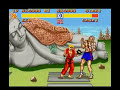 CAPCOM – Street fighter 2 Versus Screen