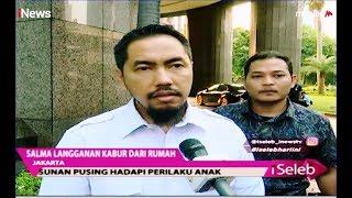 Download Video Sunan Kalijaga Pusing Hadapi Salmafina yang Langganan Kabur dari Rumah - iSeleb 16/07 MP3 3GP MP4