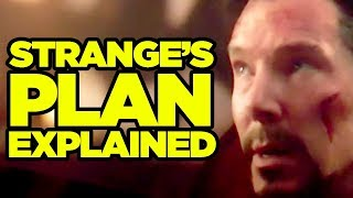 Video Infinity War - WHAT WAS DOCTOR STRANGE'S PLAN? MP3, 3GP, MP4, WEBM, AVI, FLV Juli 2018