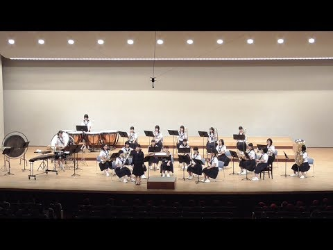 華西中学校 (23名)  平成29年度 サマーコンサート