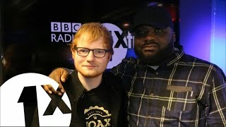 Download lagu Ed Sheeran makes an EPIC comeback with Ace! Mp3