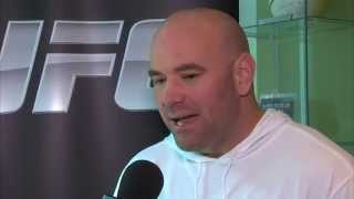 White & UFC react to Sonnen retirement