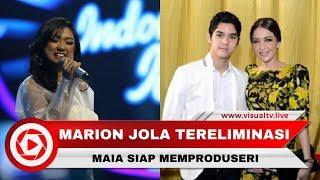 Video Marion Jola Tereliminasi dari Indonesian Idol, Maia Estianty Siap Jadi Produser MP3, 3GP, MP4, WEBM, AVI, FLV Maret 2018