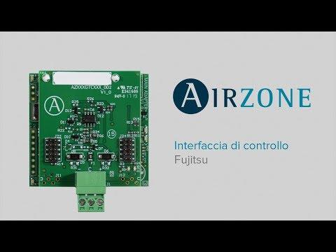 Interfaccia di comunicazione Airzone - Fujitsu
