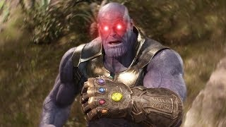 Avengers: Infinity War but only when the Infinity Stones are on screen