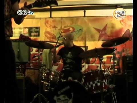 "Intervista a Davide ""Spina"" Patrignani, batterista degli Hellcats"