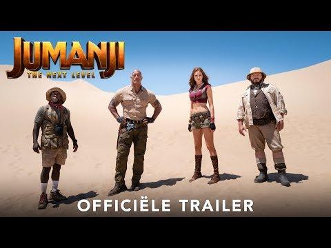 Jumanji: The Next Level   trailer 1