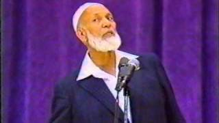 Debate islam&christianity  Shekh Ahmed Deedat Vs Jimmy Swaggart