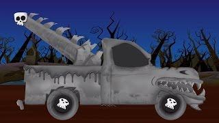 Video Menakutkan truk derek | Menakutkan garasi Mobil | Halloween Video | Car Repair | Scary Tow Truck MP3, 3GP, MP4, WEBM, AVI, FLV September 2018