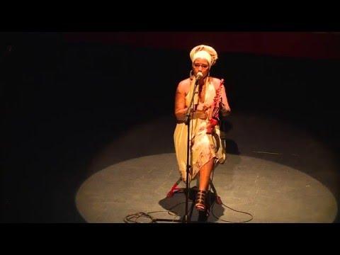 """""""NUMEY"""" - Faytinga singing Live at the Soirée Personnalité de la Côte, Nyon, Switzerland, 11-Feb-2016 (NRTV)"""