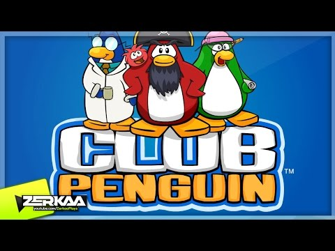 WHAT AM I DOING | Club Penguin (with The Sidemen)