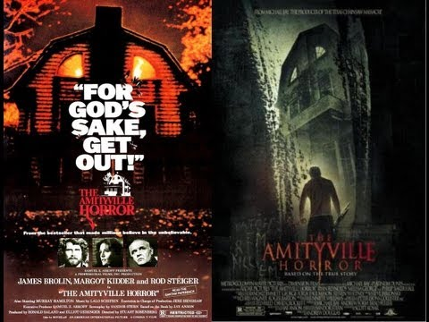 The Amityville Horror (1979) vs. (2005) - Old vs. New Review