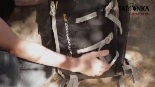 Легкий горный рюкзак. Tatonka Cima di Basso 22