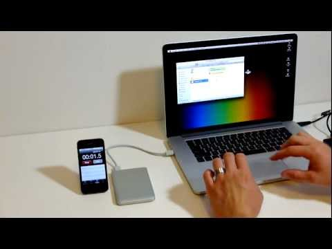 Unboxing - Freecom Mobile MG External hard drive - 500 GB