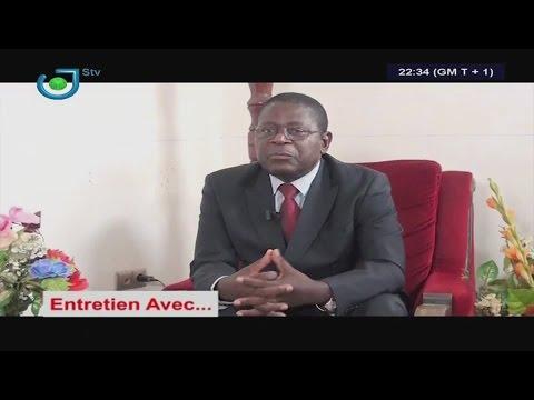 David ABOUEM À TCHOYI parle sur STV