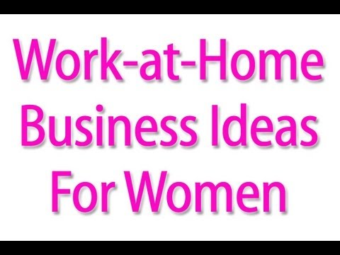Http Www Thegoodtrio Com Work At Home Business Ideas For Women