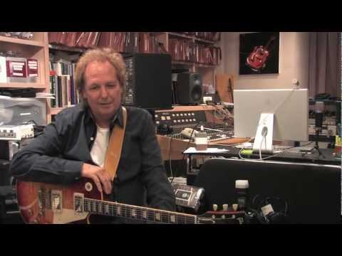 We had a talk with Lee Ritenour in his studio in LA. The story of a living fusion jazz legend.