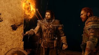 Middle-Earth: Shadow of Mordor Walkthrough Part 6 - The Outcasts