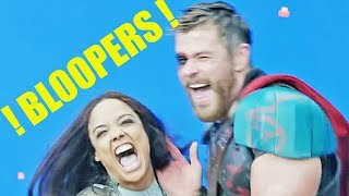 Thor 3: Ragnarok - Bloopers! and B-Roll by Movie Maniacs