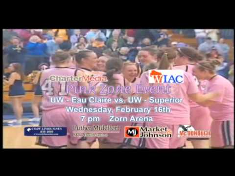 2/16/2011 - Women's Basketball - Pink Zone