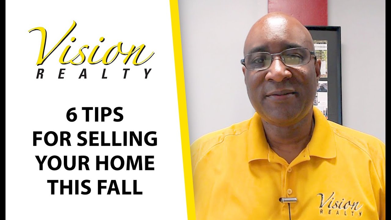 6 Tips to Help Sell Your Home in the Fall