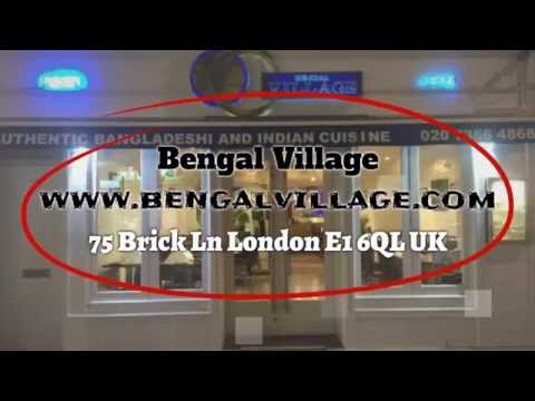 Bengal Village Best Indian Restaurant and Takeaway | Brick Lane London E1