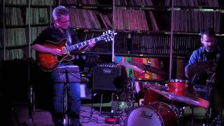 Kwella playing a blues