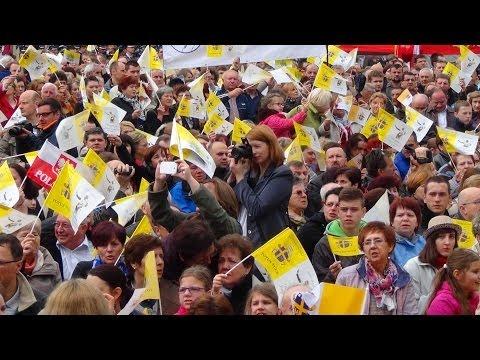 Szósta rocznica kanonizacji Jana Pawła II