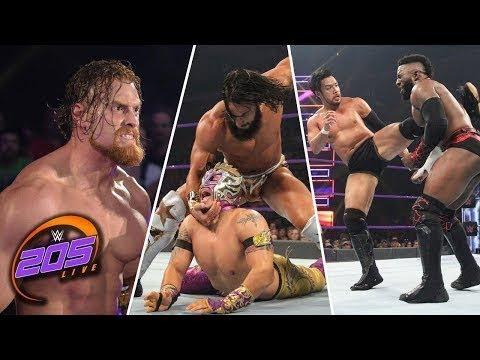WWE 205 Live Highlights 10th July 2018 HD WWE 205 Live Highlights 7 10 2018 HD