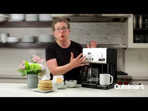 Coffee Plus™ 12 Cup Programmable Coffeemaker Plus Hot Water System (CHW-12)