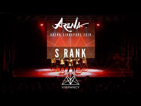 S Rank | Arena Singapore 2019 [@VIBRVNCY 4K] - Thời lượng: 4 phút, 49 giây.