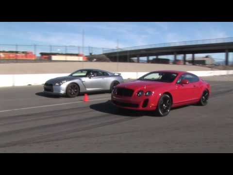 bentley - Rocket vs Refinement, Hooligan vs Gentleman, GT-R vs Bentley: Who will win in this all wheel drive turbo charged duel? The 621-horsepower, $273000 Bentley C...