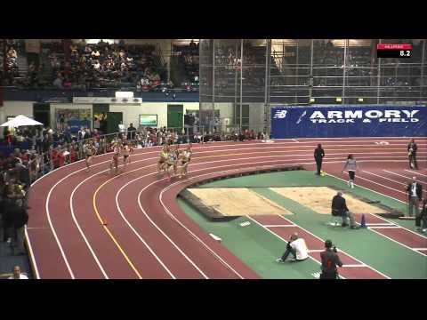 W 1500 F01 (NYRR Wanamaker Women's Metric Mile, Millrose Games 2012)