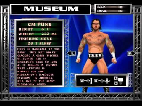 WWE(Impact) All Star V-2.0 PC