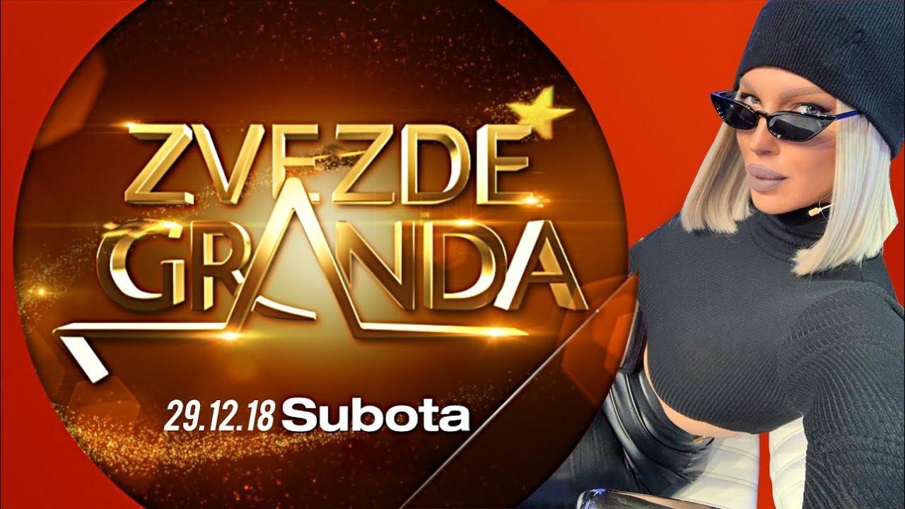 NOVE ZVEZDE GRANDA 2018: Petnaesta emisija – 29. 12. – najava
