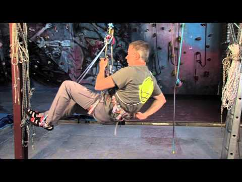 Wild Country Ropeman 'How To' series - 2 - Ascending a Rope from Free Hanging