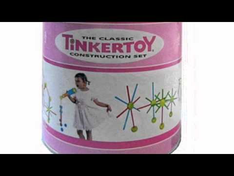 Video New video of the Tinkertoy Classic Constructiongirls