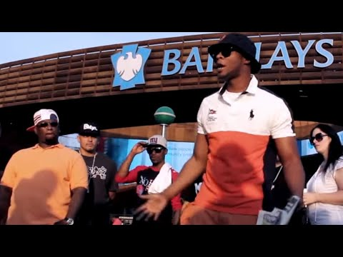 sadat x - KsharkTV Best of Brooklyn Cypher @ The Barclays Center - feat. Papoose, Cortez, Sadat X, Shabaam Sahdeeq, Chris Crown, & Playboy Burg.