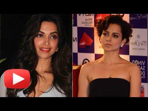 Deepika Padukone BEATS Kangana Ranaut | Highest Pa