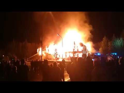 Veľký požiar v našom meste: Považskobystrické VIDEO z miesta