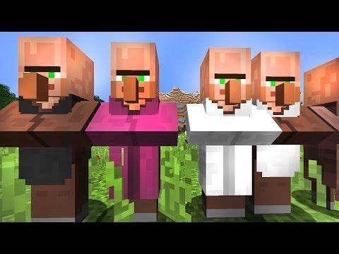 Villager-Handel ändern (Minecraft)