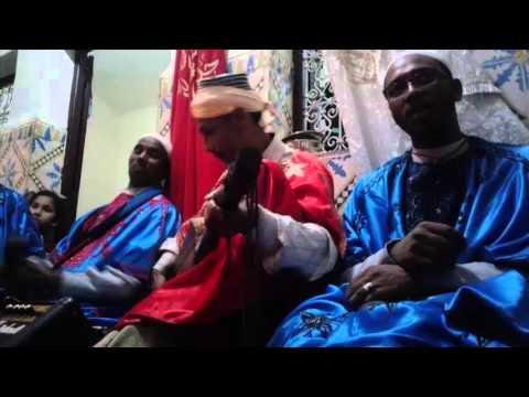 Lila Màalam Mustapha -'_ Jilali Bou3lam _-' & Gnawa Oulad Bambra