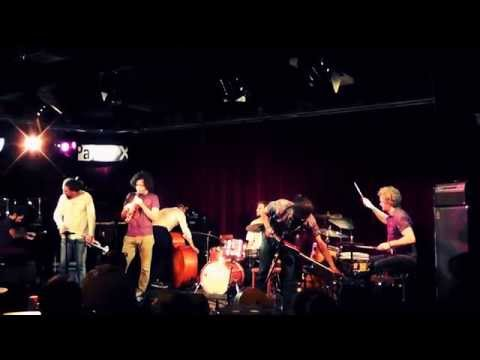 The Jasper Stadhouders International Improv Ensemble live @Paradox_Tilburg/@Incubate #Incu15 [video snippet]